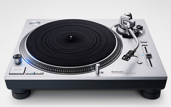 Technics direct drive turntable system sl 1200gr 3