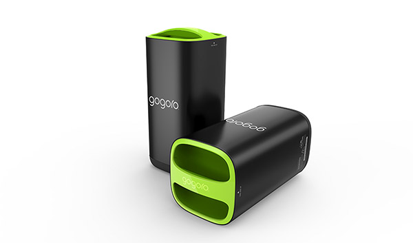 Goporo battery