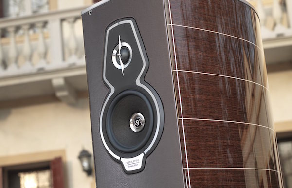 Sonus Faber Homage Tradition open