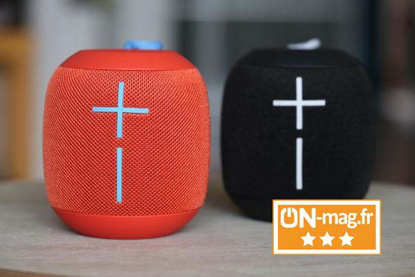 Une enceinte Bluetooth omnidirectionnelle qui résiste à l'eau — Wonderboom