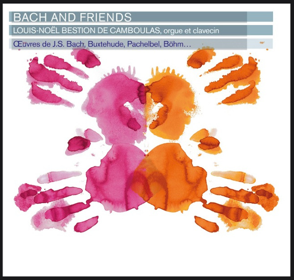 Bach and friends cd classique muqisue on mag