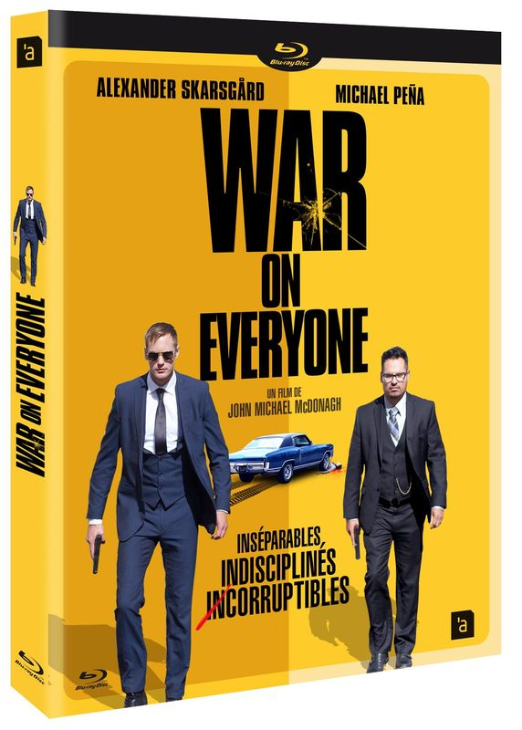 Blu ray War on Everyone