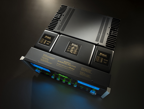 McIntosh MA8900 news ON mag