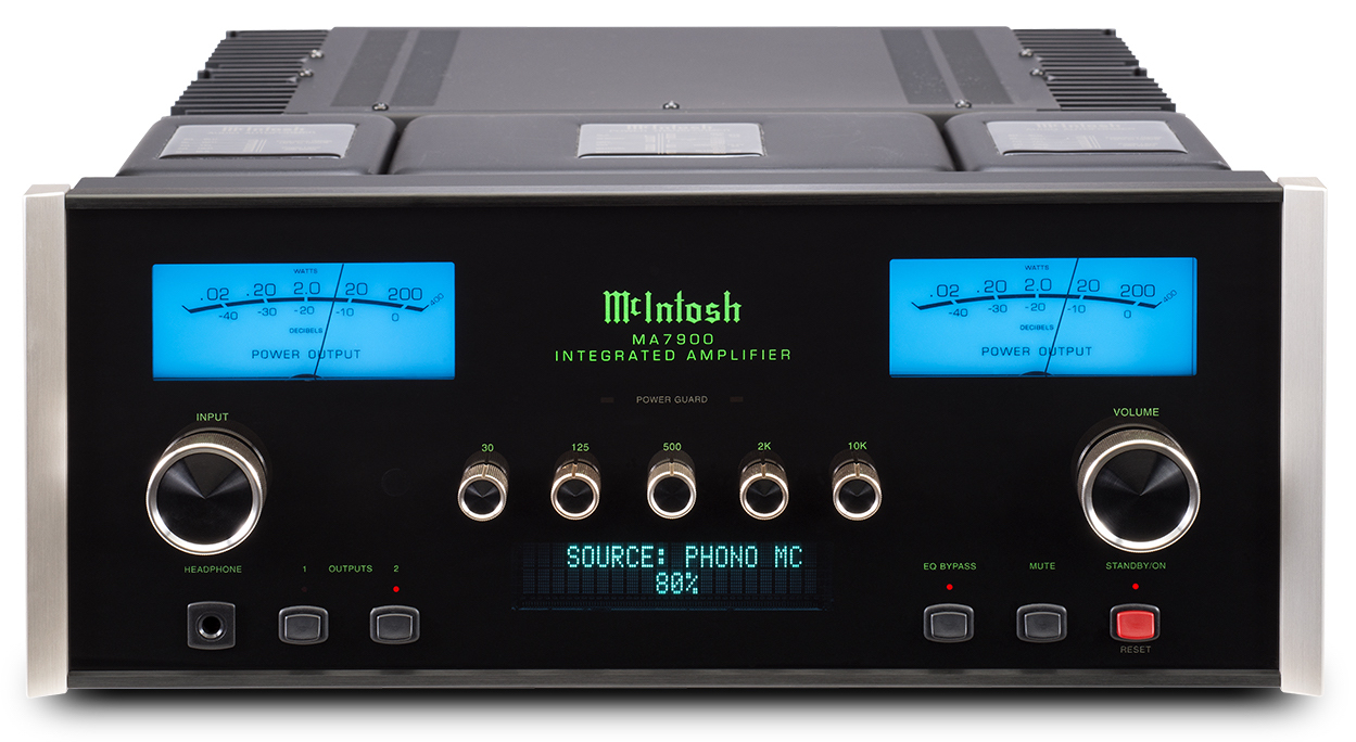 McIntosh MA7900 Front Top