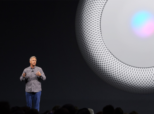 Philp W Schiller WWDC17 Homepod Apple