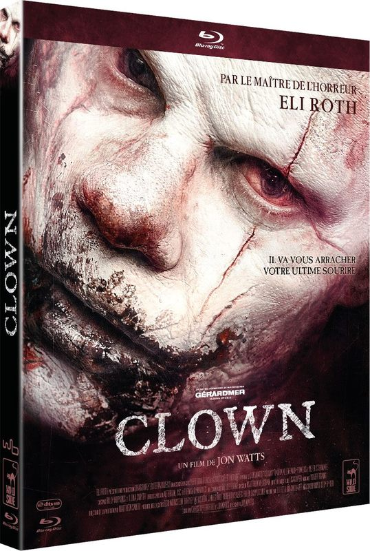 Blu ray Clown