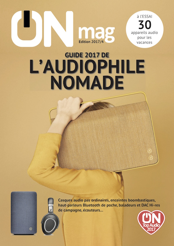 Couv Guide audiophile nomade 2017