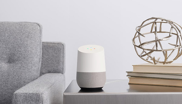 Bienvenue à Google Home !