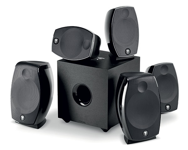 focal sib evo kit