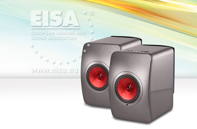 KEF LS50 Wireless eisa