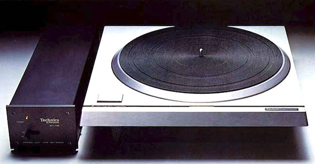 technics sp10r un prototype revival d 39 une platine vinyle. Black Bedroom Furniture Sets. Home Design Ideas