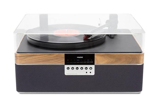 audio record player une platine vinyle tout en un de conception audiophile on mag. Black Bedroom Furniture Sets. Home Design Ideas