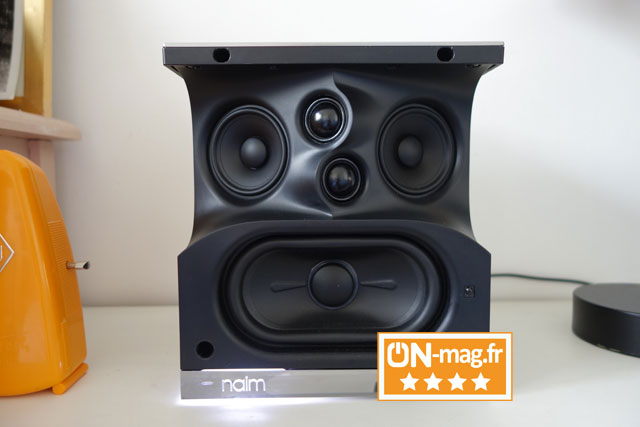 Naim Muso Qb test On mag