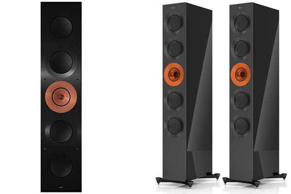 ise2018 kef ci5160ref thx une enceinte encastrable de r f rence pour le home cinema on mag. Black Bedroom Furniture Sets. Home Design Ideas
