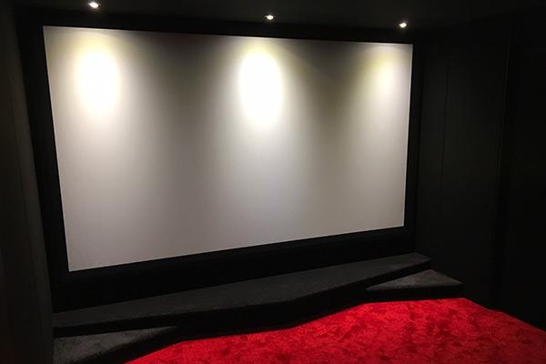L Installation A V De La Semaine Une Vraie Salle De Cinema