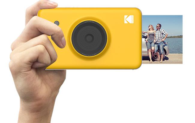 kodak mini shot un appareil photo num rique instantan polyvalent et low cost on mag. Black Bedroom Furniture Sets. Home Design Ideas