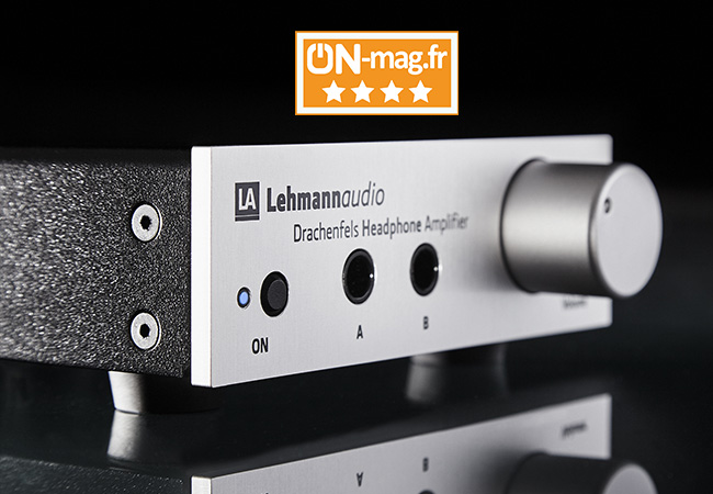 Lehman audio Drachenfels test
