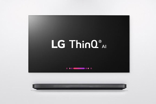 lg TV thinq ai
