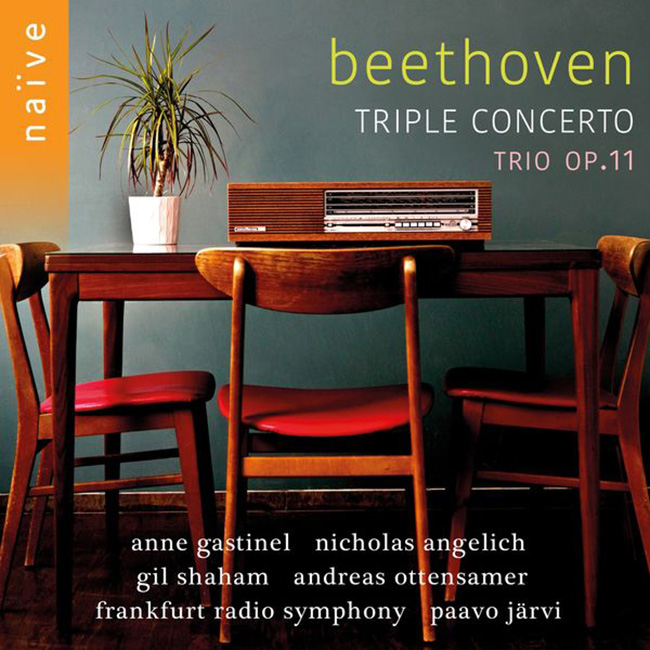 CD beethoven triple concerto