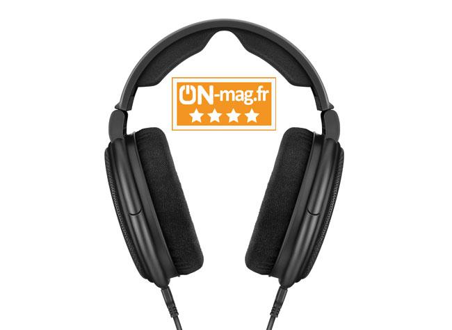 Test Sennheiser HD 660 S : un casque Hifi