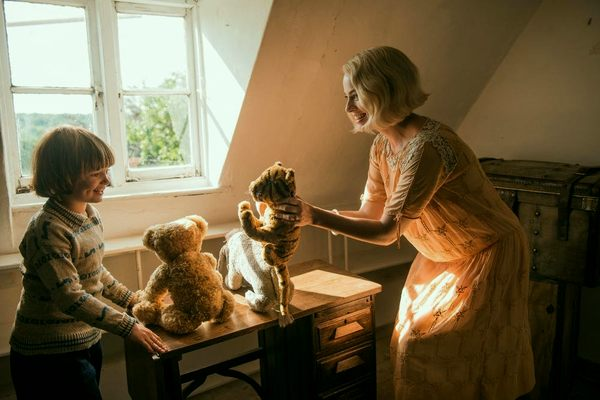 Goodbye Christopher Robin :  biopic soigné et sans emphase (en Blu-ray, DVD et VOD)