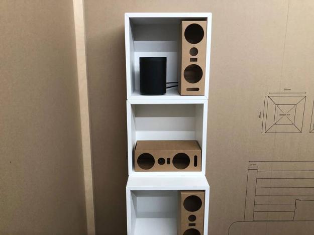 Ikea x sonos symfonisk le g ant du design et le titan du multiroom collaborent sur des - Meuble audio ikea ...
