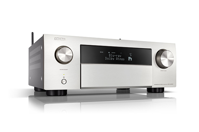 Denon AVR-X4500H, l'ampli home cinema 9x200 Watts compatible AirPlay 2, Amazon Alexa et multiroom HEOS