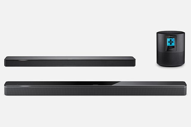 6f451ab05f7971 Bose renouvelle sa gamme d enceintes et barres de son audio multiroom et  ajoute le contrôle vocal Alexa - ON mag