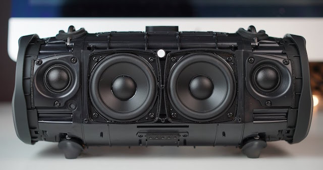 JBl Xtreme 2 inside YouTube