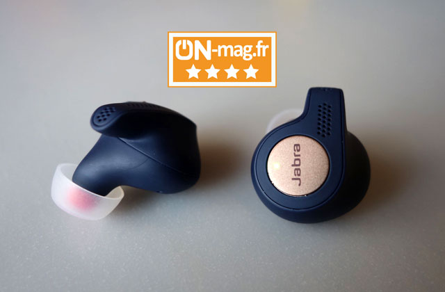 Jabra Elite Active 65t test OnMagFr