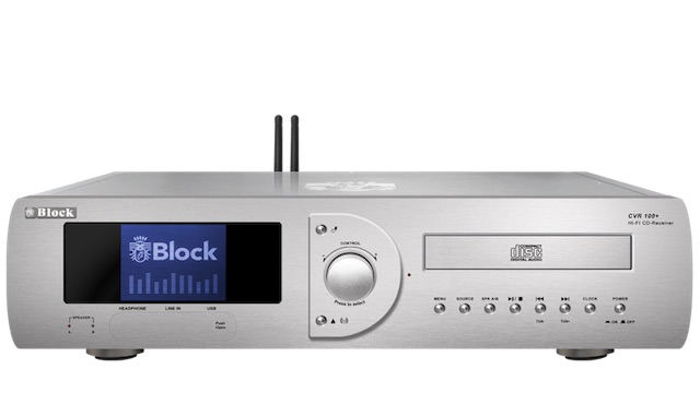 Block cd internet receiver cvr 100 plus mkii en