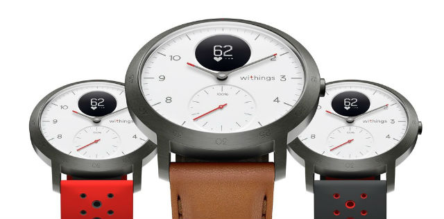 Withings fait son grand retour avec une nouvelle montre
