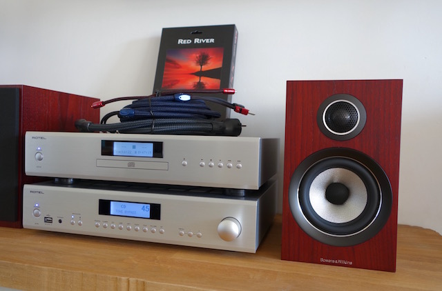 Chaine Rotel BW Audioquest test OnMagFr