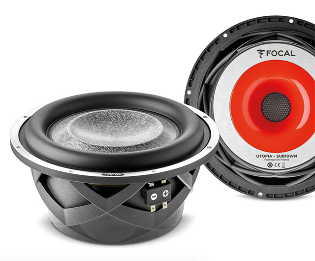 Focal Utopia M woofers