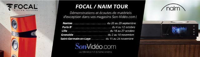 Focal Naim Son video