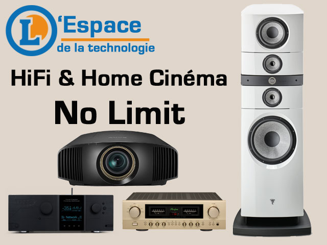 Salon Hifi Home Cinema No Limit 2018 Espace de la technologie