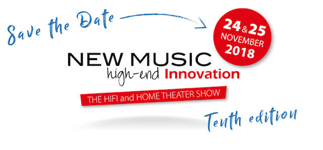 Salon New Music Hig end innovation