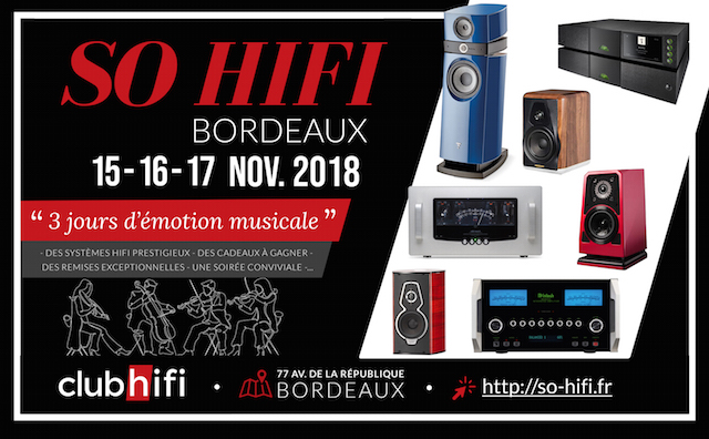 So hifi Bordeaux