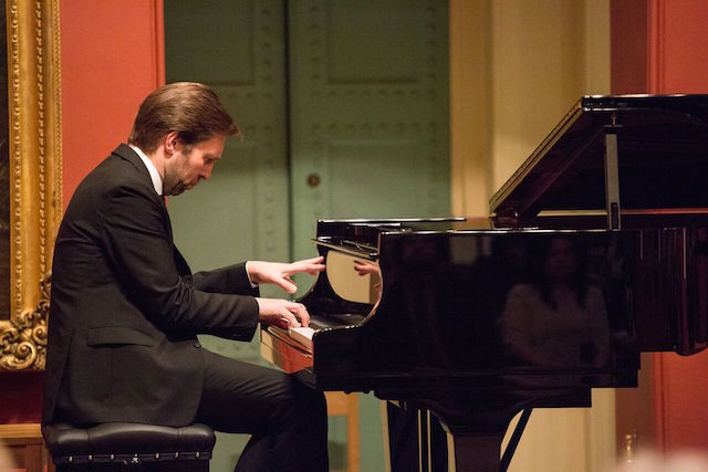 Andsnes Dulwich
