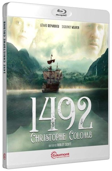 Blu ray 1492 Christophe Colomb