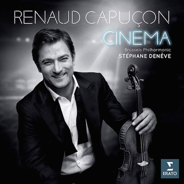 Renaud Capucon Cinema