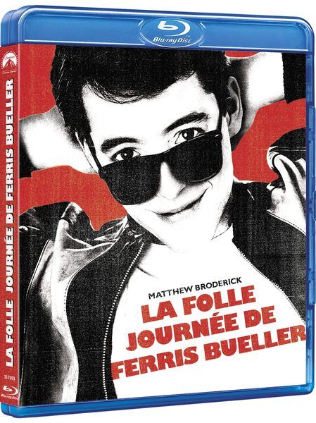 Blu ray La Folle journee de Ferris Bueller