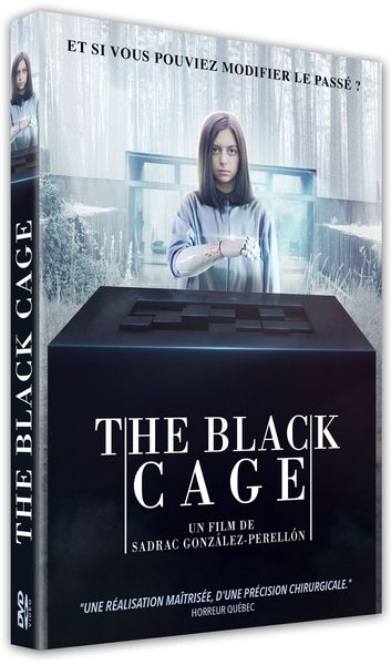 DVD The Black Cage