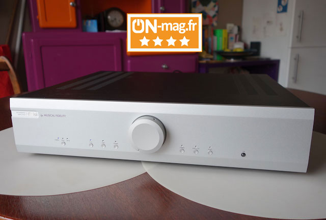 Musical Fidelity M3Si test OnMagFr