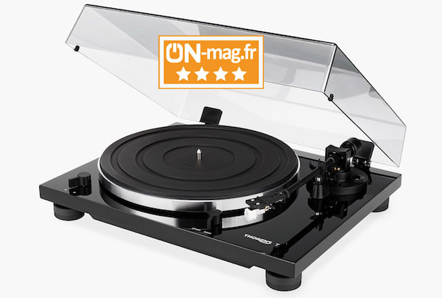 Thorens TD 201 test OnmagFR