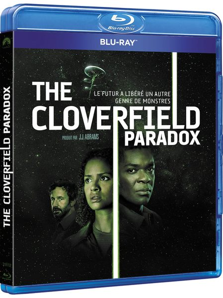 Blu ray The Cloverfield Paradoxe