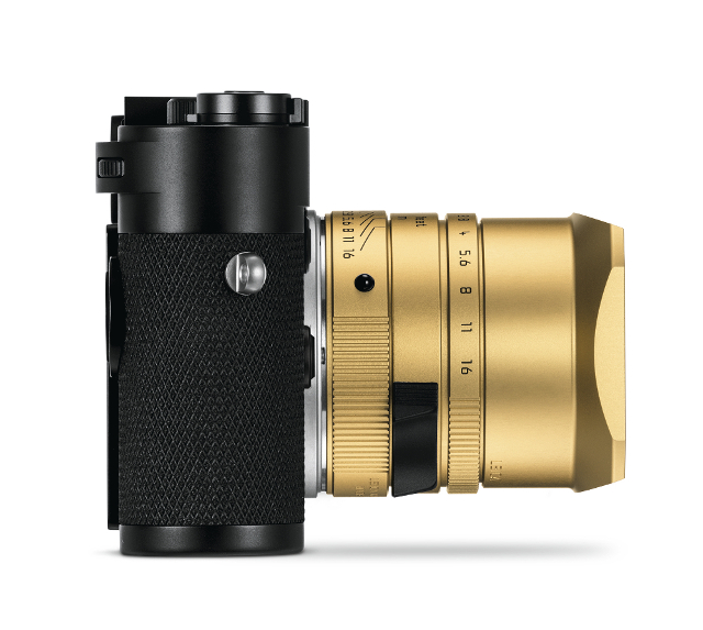 Leica M10PASC 100 edition cinema hommage luxe or 05 bis