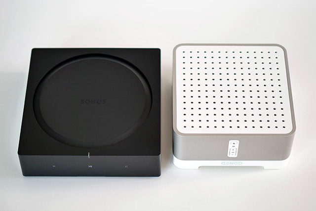 Sonos Amp vs connect amp