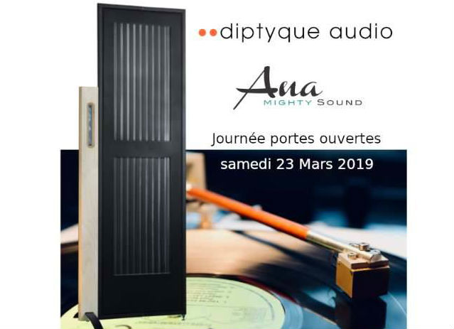 Ana mighty Sound diptyque audio
