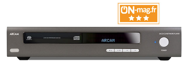 Arcam cds50 test ON mag